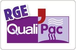 Certification RGE QualiPAC